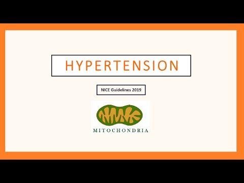 Hipertenzija 2 laipsnių dieta