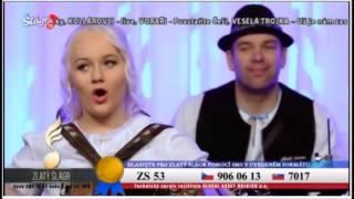 Heligonica -  Načo mi je frajárečka (Zlatý Šlágr 2017)