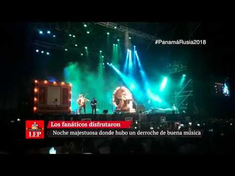 Ricardo Arjona se robo el corazón de las panameñas