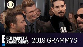 Backstreet Boys Would Gladly Do the Next Super Bowl | E! Red Carpet & Award Shows