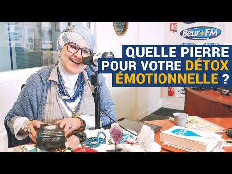 [AVS] Quelle pierre pour votre détox émotionnelle ? - Karima Chahdi-Bahou