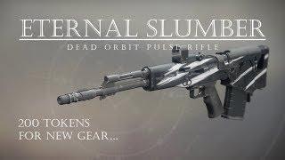 Don't Sleep on This One - Eternal Slumber - Dead Orbit Pulse Rifle
