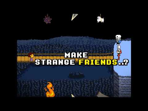 Undertale Steam Key GLOBAL - video trailer
