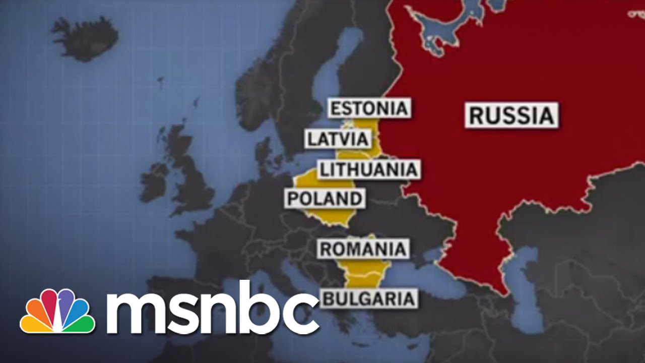 US Military Force To Increase Overseas | msnbc thumbnail