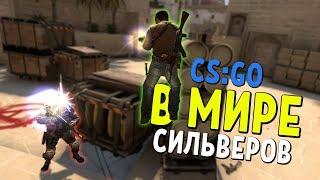 В МИРЕ СИЛЬВЕРОВ #24 | CS:GO