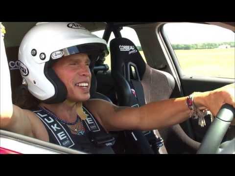 Steve Tyler's Lap | Behind the scenes | Top Gear series 20