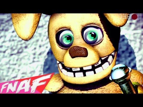 [FNAF SFM] Five Nights at Freddy`s 3 SONG - Follow me (by TryHardNinja) (видео)
