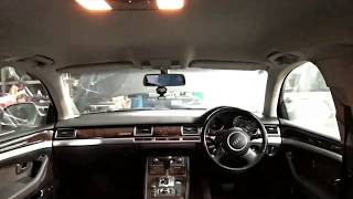 Audi a8 LHD Conversion
