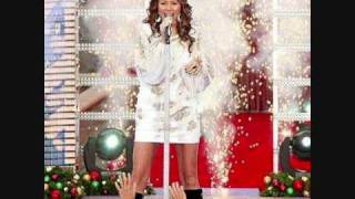 Miley Cyrus - Santa Clause Is Coming To Town with lyrics(insturmental)