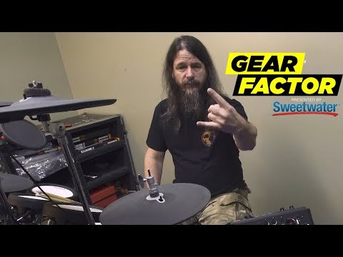 Slayer's Paul Bostaph Plays His Favorite Drum Parts