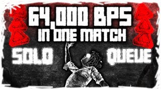 64,000 Bloodpoints In One Match (No BH Event or Offerings)