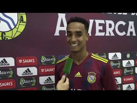 FC Alverca 2 - 1 Amora - Flash Interview