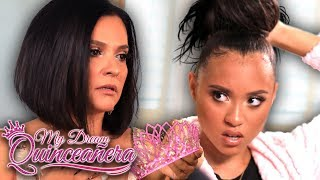 Quince Hair DISASTER | My Dream Quinceañera - Honey EP 5