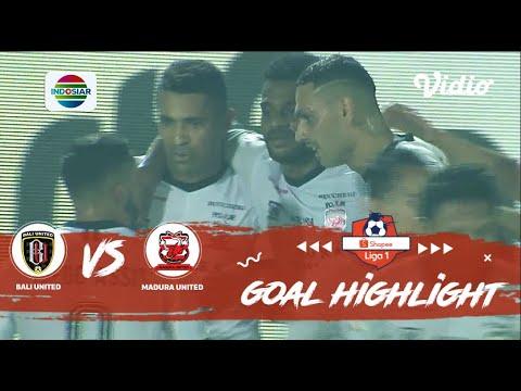 Бали Юнайтед - Мадура Юнайтед 0:2. Видеообзор матча 22.12.2019. Видео голов и опасных моментов игры