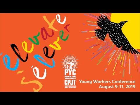 OPSEU Conference 'elevates' young workers to reveal strong leaders within the union