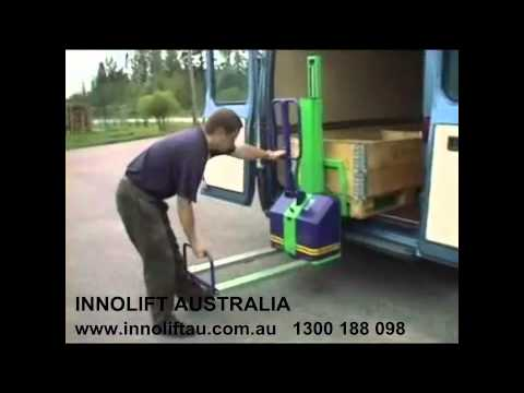Innolift Portable Self-Loading Forklift
