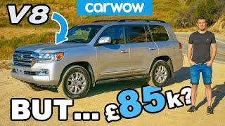 Is the Toyota Land Cruiser V8 really the ultimate SUV? REVIEW