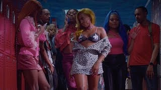 Yung Baby Tate   Mean Girl Ft. Queen Key & Asian Doll [Official Music Video]