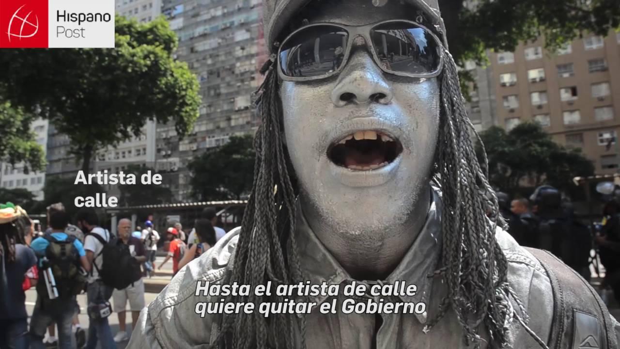 Segunda Protesta contra Michel Temer