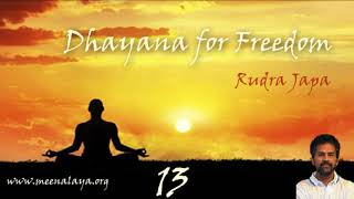 Dhyana For Freedom - Session 13
