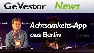 Major Lazer-Star Chris Leacock unterstützt Achtsamkeits-App aus Berlin