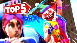 Top 5 SCARIEST Fortnite Short Films that GAVE PLAYERS NIGHTMARES!