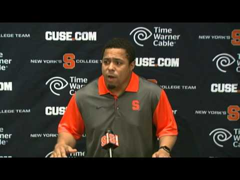 Mike Hart News Conference