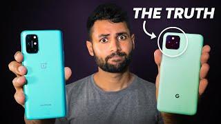 OnePlus 8T vs Google Pixel 5 - The Brutal Truth