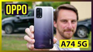 Das beste 5G Smartphone der A-Serie? Oppo A74 5G | Instant Review (deutsch)