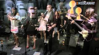 Aretha Franklin - Baby I Love You performed by Imaani at London Jazz Club Hideaway