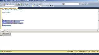 YAZILIMCILAR İÇİN İLERİ SEVİYE T-SQL PROGRAMLAMA
