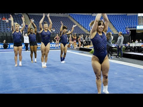 The Hunt: Gymnastics NCAA All-Access, Day Two