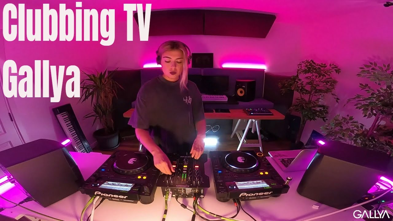 Gallya - Live @ Clubbing TV 2020