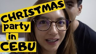 FAMILY's Christmas Party In CEBU | Crisha Uy