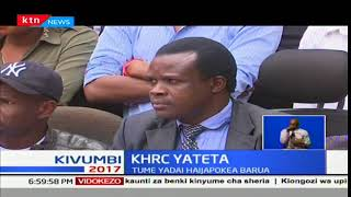 KHRC Executive Director George Kegoro narrates their history with Fazul Mohammed