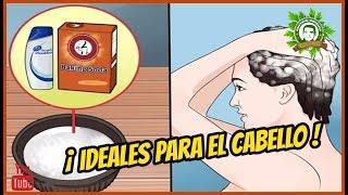 Bicarbonato De Sodio y Shampoo Ideales Para El Cabello - Gustavo Davalos