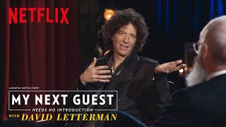 Howard Stern Talks Trump | My Next Guest Needs No Introduction with David Letterman | Netflix - Video Youtube