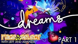 Dreams - The Dojo (Let's Play) - Part 1