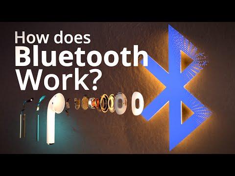 Comment fonctionne le Bluetooth