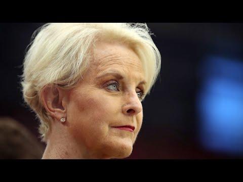 Trump Shrugs Off Cindy McCain's Endorsement of Joe Biden