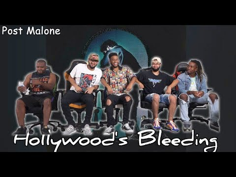Post Malone - Hollywood Bleeding Full Album Reaction/Review