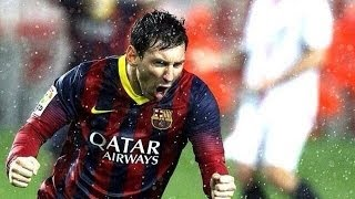 Lionel Messi The Incredible |HD|