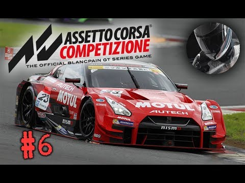 ASSETTO CORSA COMPETIZIONE #6 Build 0.6.2. - Nissan GT-R Nismo GT3 - Monza