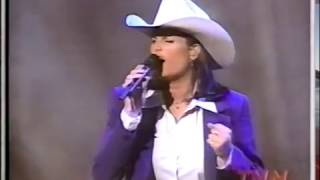 "Terri Clark ""You're Easy on the Eyes"" on the CCMA 1998"