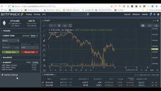 (Shorting / Bet Against), How to make profit while crypto prices dropping? (on Bitfinex)