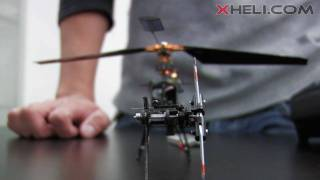 Walkera 4ch HM4#6 Rc Helicopter Review by Tony 3DT