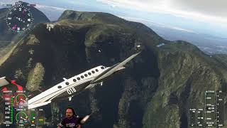 Microsoft Flight Simulator - #3 - Cape Town, South Africa