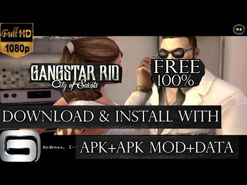 HINDI/URDU]How To Download And Install Gangster Rio:City Of