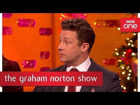Will Smith tries Jamie Oliver's Christmas Negroni - The Graham Norton Show: 2017 - BBC One