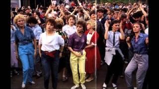 Мода 80-х